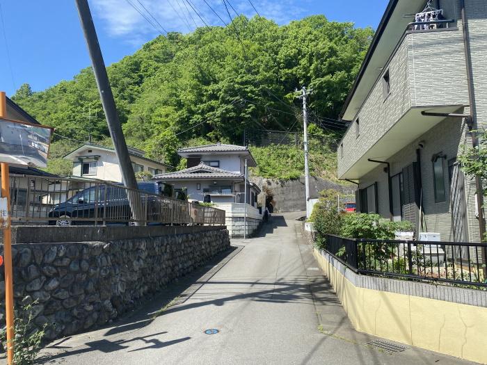 大月駅から高川山への行き方