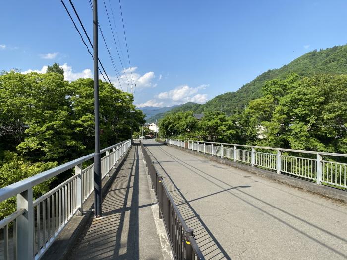 田野倉駅から高川山