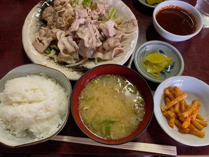 松鶴・朝鮮焼き